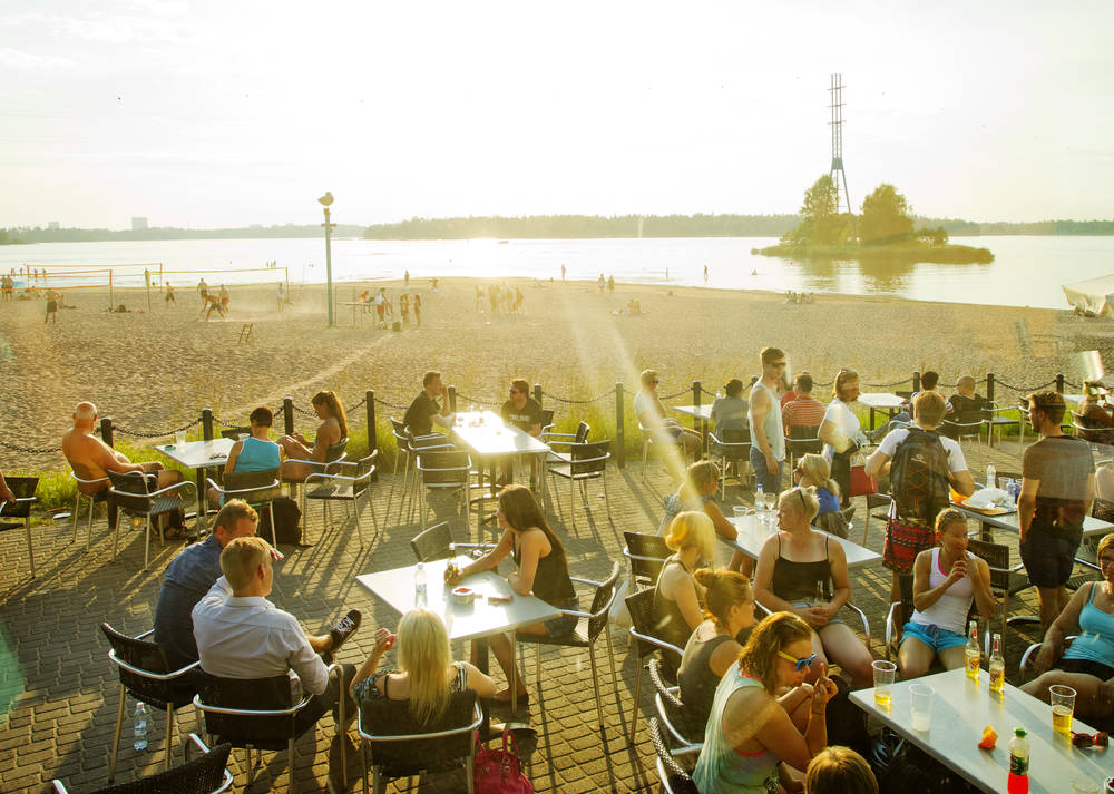 Kesä helli ravintoloita ja hotelleja – Miljardin investoinnit käynnissä